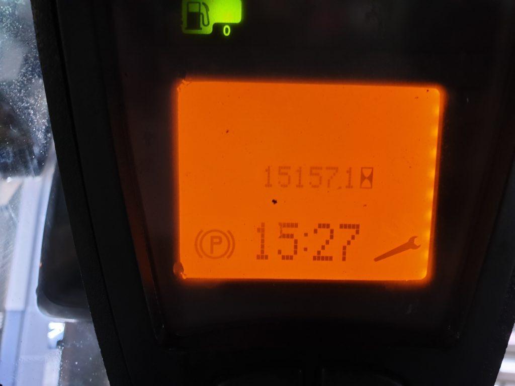 LINDE H25T 2004 TRIPLEX -145