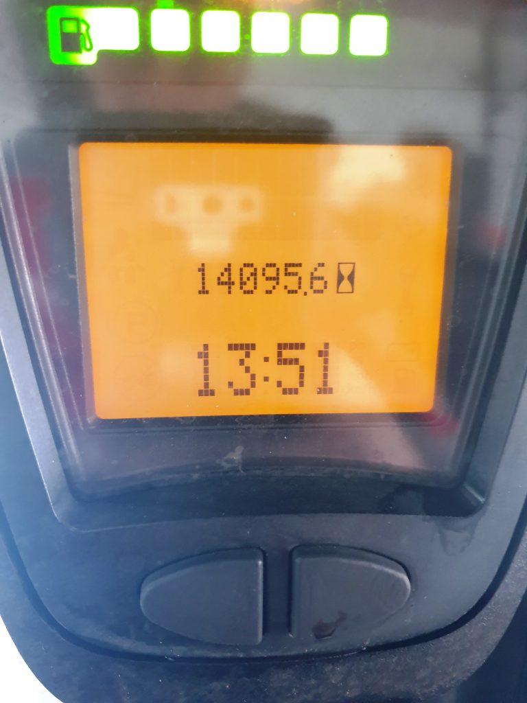 LINDE H45D 2012-149