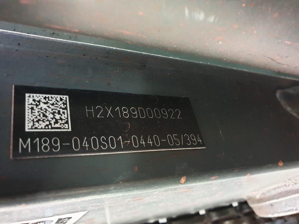 LINDE H40T 2013 -150
