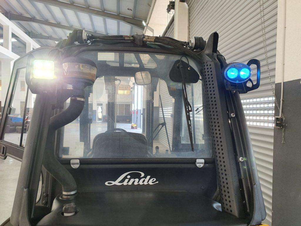 LINDE H25D -183
