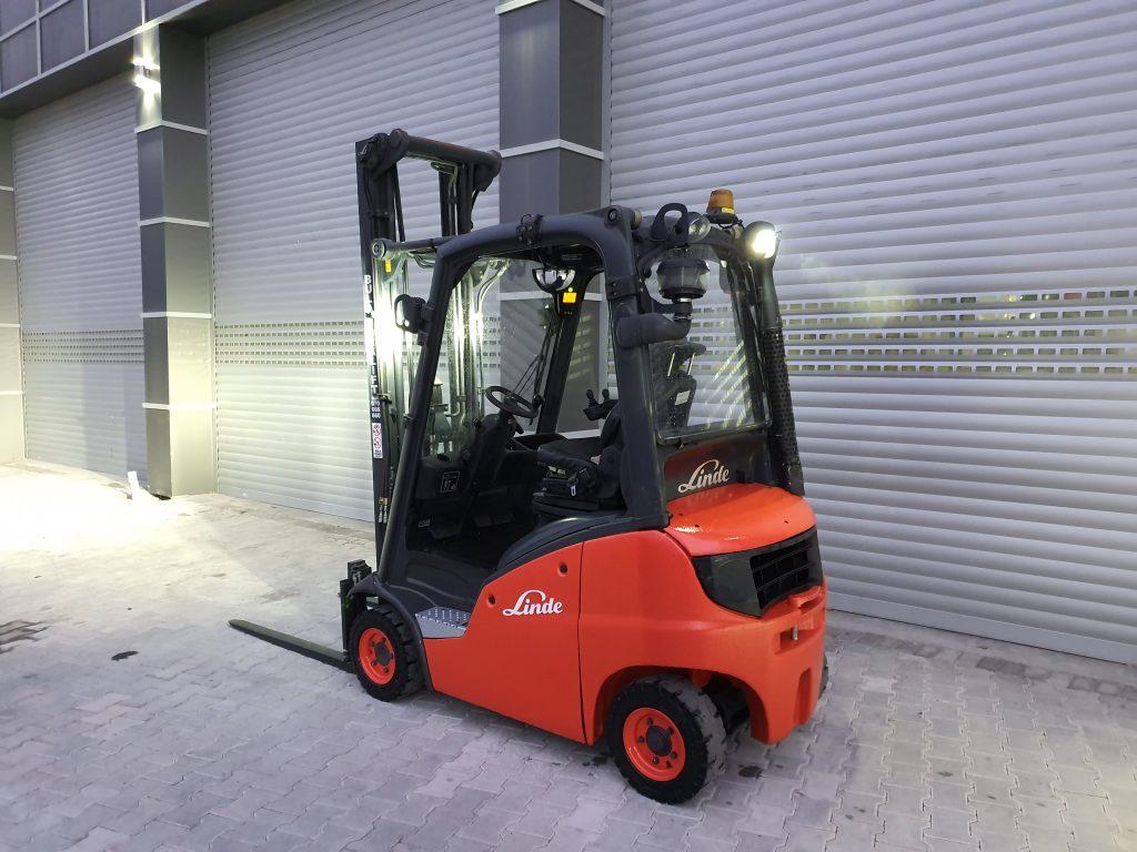 LINDE H16 D – 210