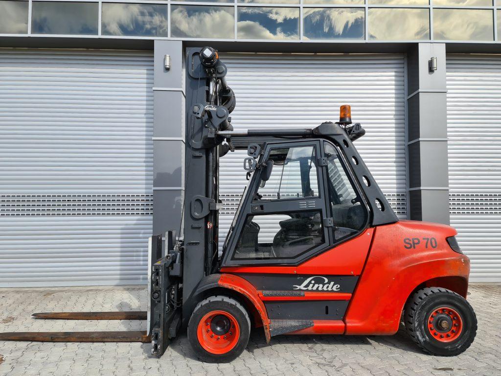 LINDE H80/900 – 271